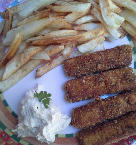vegafish&chipsconveganesadealtramuces